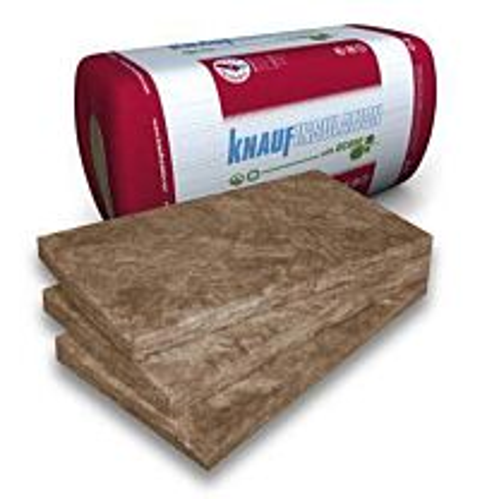 Knauf Minerale Wol  MW 35 1200x600x90 mm. 8 Platen per pak Rd 2.55